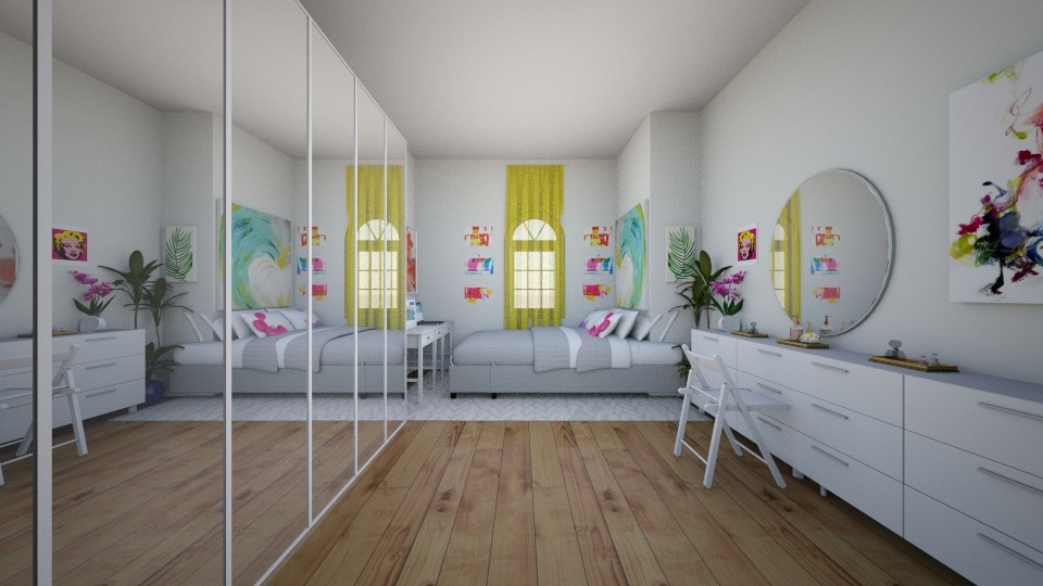 roomy9 - Bedroom - by bittersweetfree