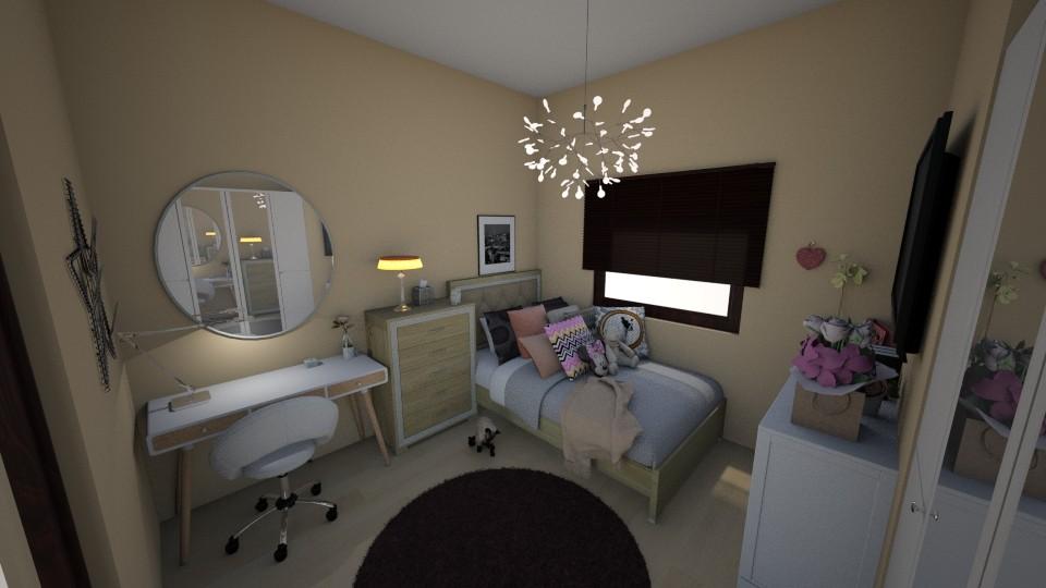 bdrm - Bedroom - by flola