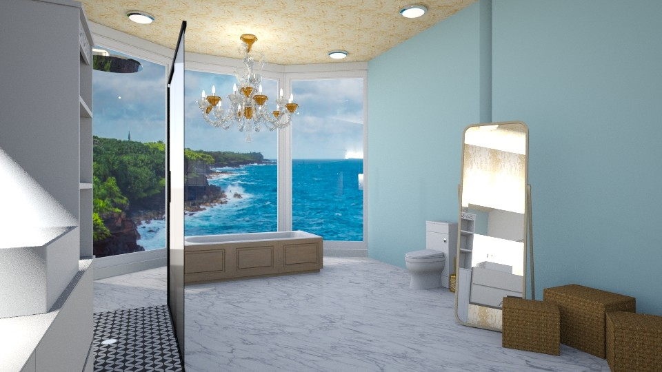Master Bathroom - Bedroom - by ddgevents