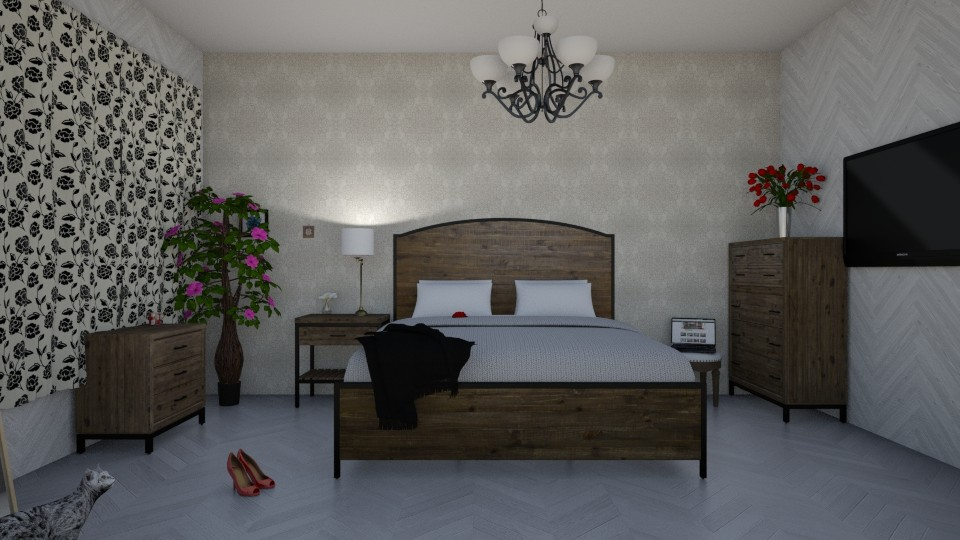 Relax  - Bedroom - by haya okdeh