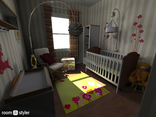 home 11 - Classic - Kids room - by sally89