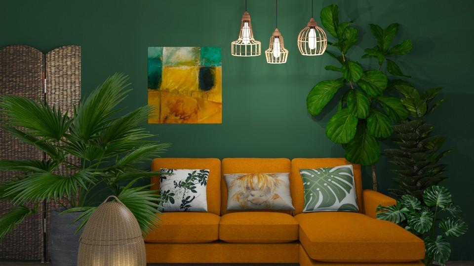 Jungle - by Timea Fischer