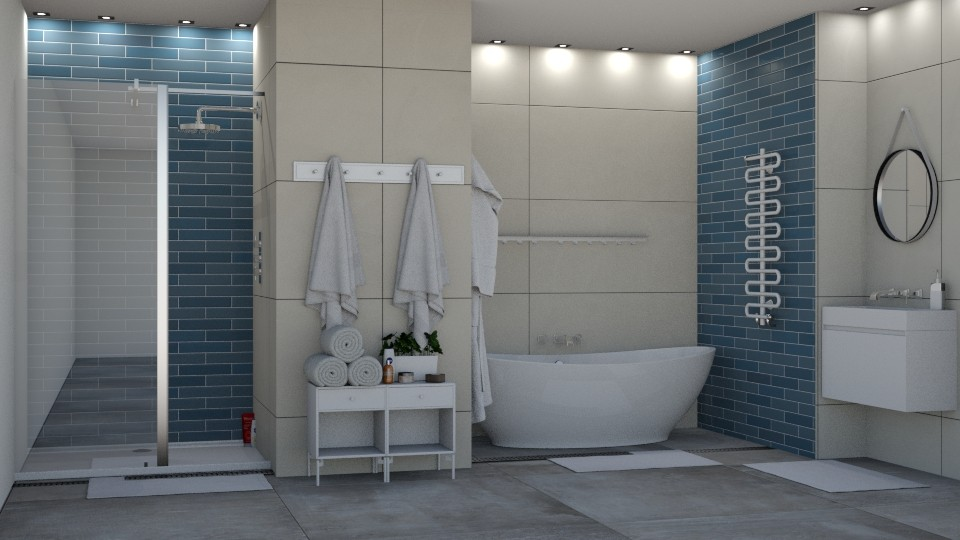 WATER FUN - Modern - Bathroom - by sillvie