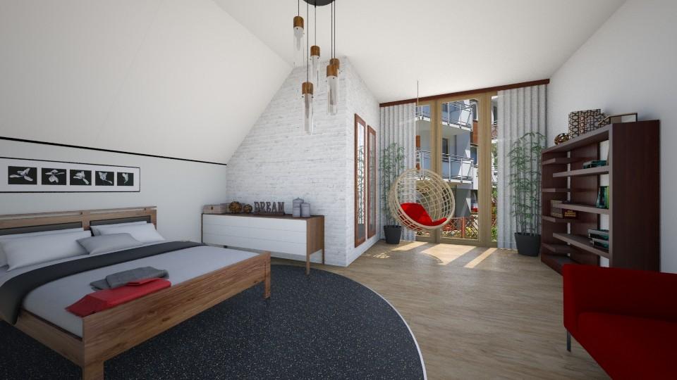 Design 2 Bedroom - Bedroom - by ExpressYourself