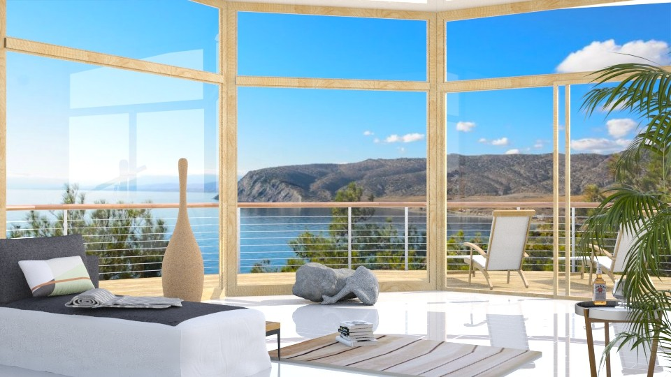 beach feeling - Modern - Living room - by barnigondi