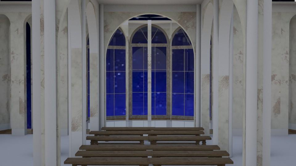 Kirche - by tika 008