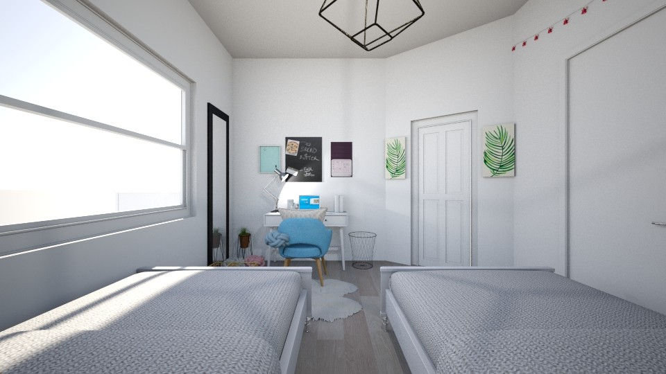 love room 2 - Bedroom - by carmenouloulou