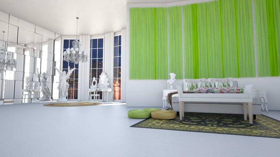 bedroom - Bedroom - by sarasepideh