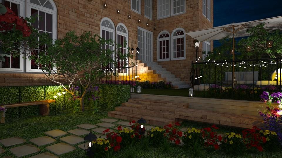 Garden - Garden - by jarkaD