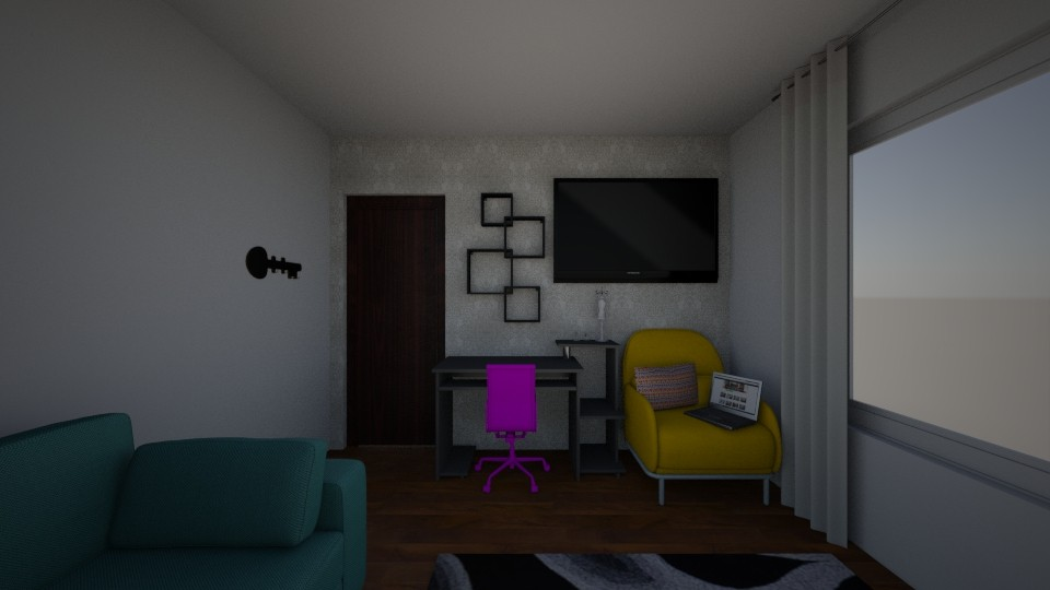 My room - by madalina15