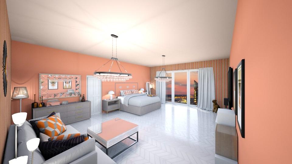 xx - Global - Living room - by kellynazha