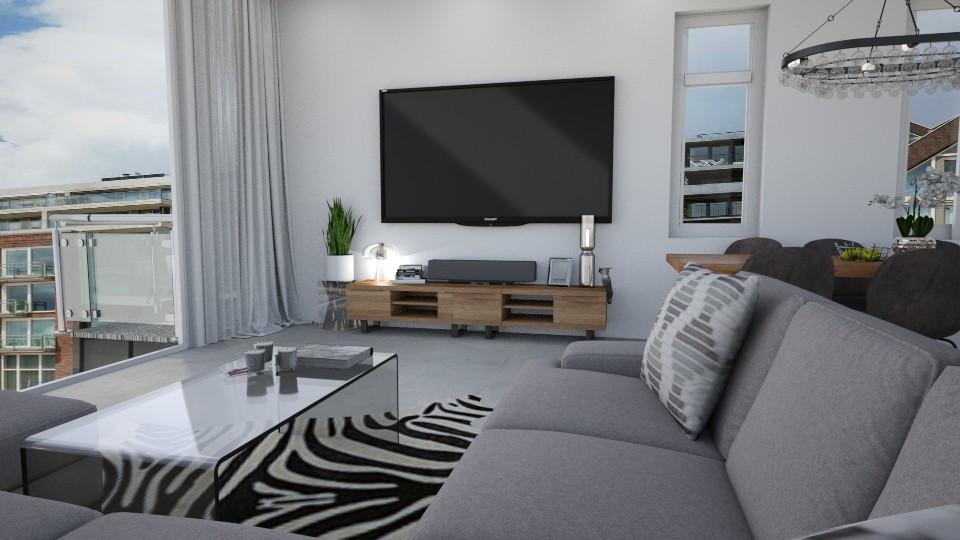 Living - Modern - Living room - by StudioGerot