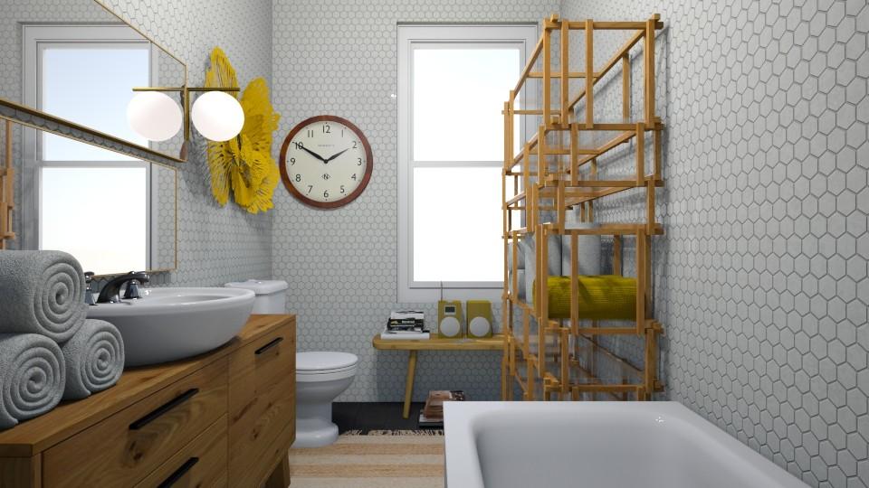 Amsterdam Bathroom - Bathroom - by reedj0218