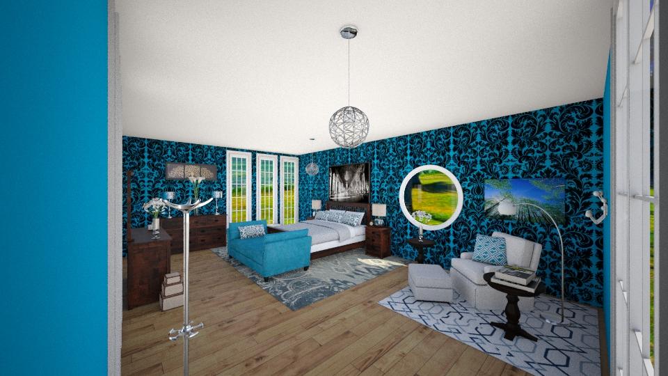 matheus - Bedroom - by marcela tamires