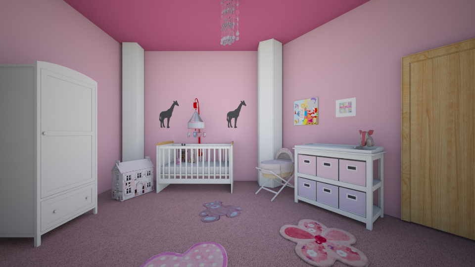 nursery - by Ori Ortensa