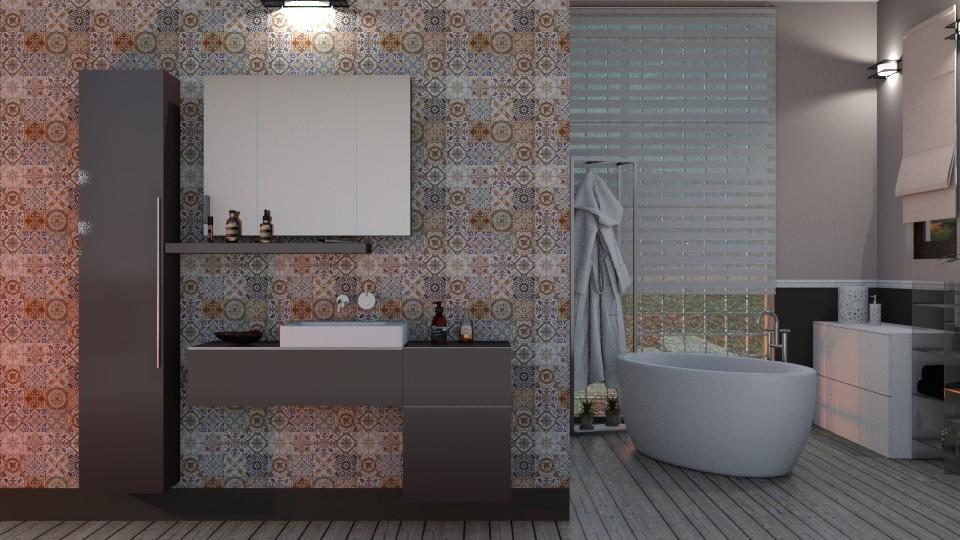 S_Bathroom 1 - by Shajia Asad