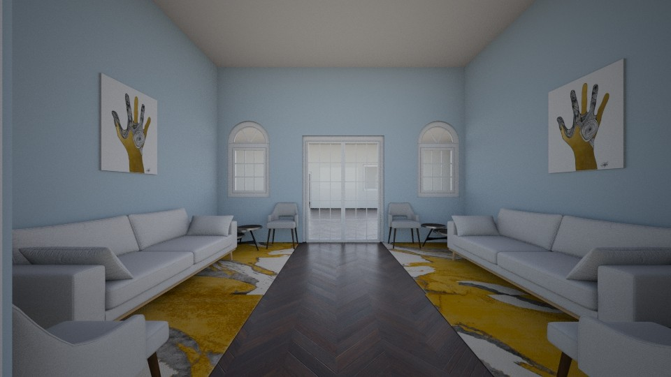 Modern  - Dining room - by Addie Grace