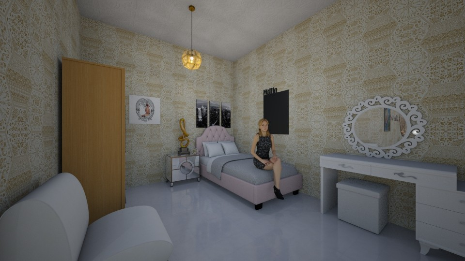 dorm - by sudevi