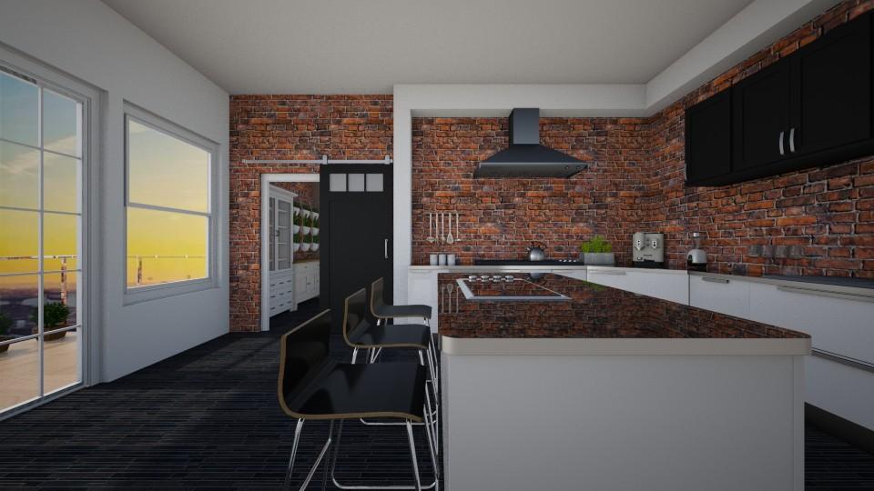 Kitchen Inspo - by Abracadabra