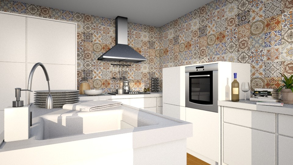 Nifty Kitchen - by Valentinapenta