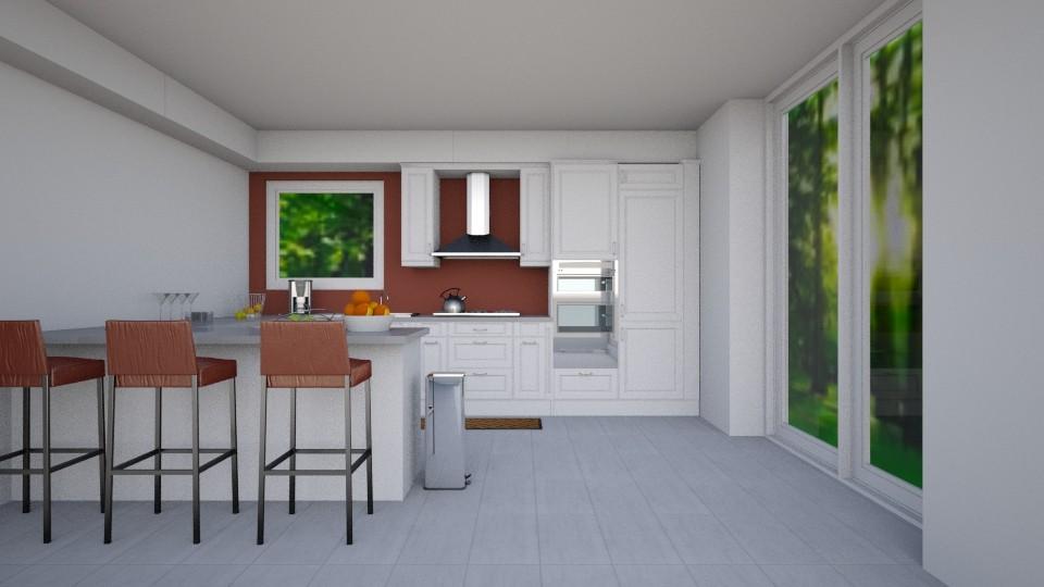 Clean - Modern - Kitchen - by stephendesign