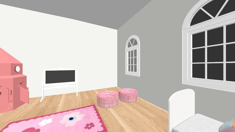 Meisjes kamer - Kids room - by Jillheemskerk