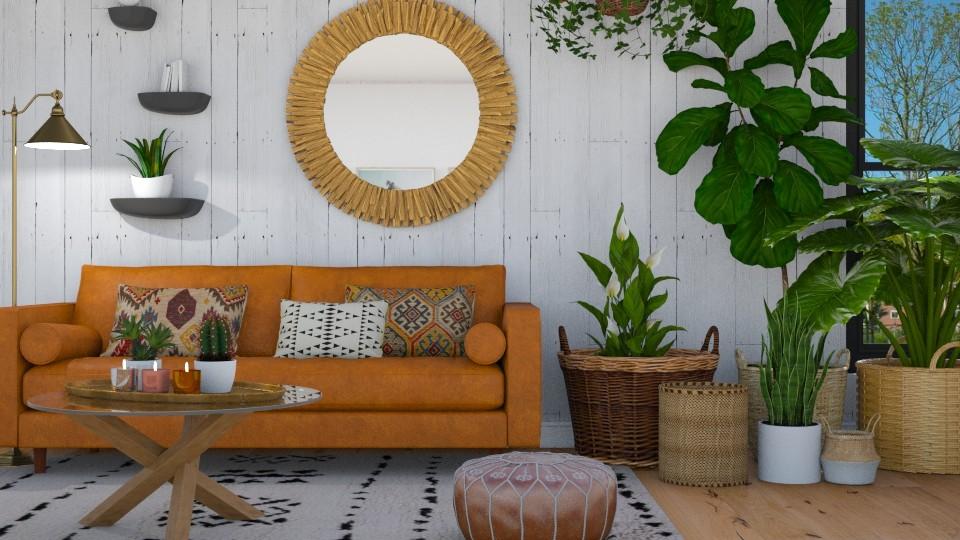 I LOVE BOHO - Living room - by lovedsign
