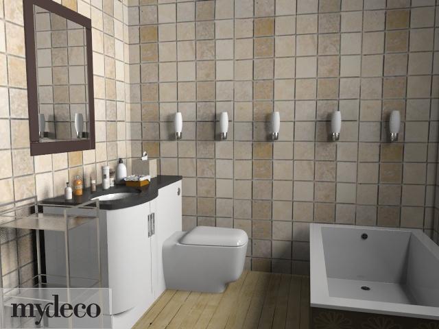 bathroom 2 - Bathroom - by sarahbatty