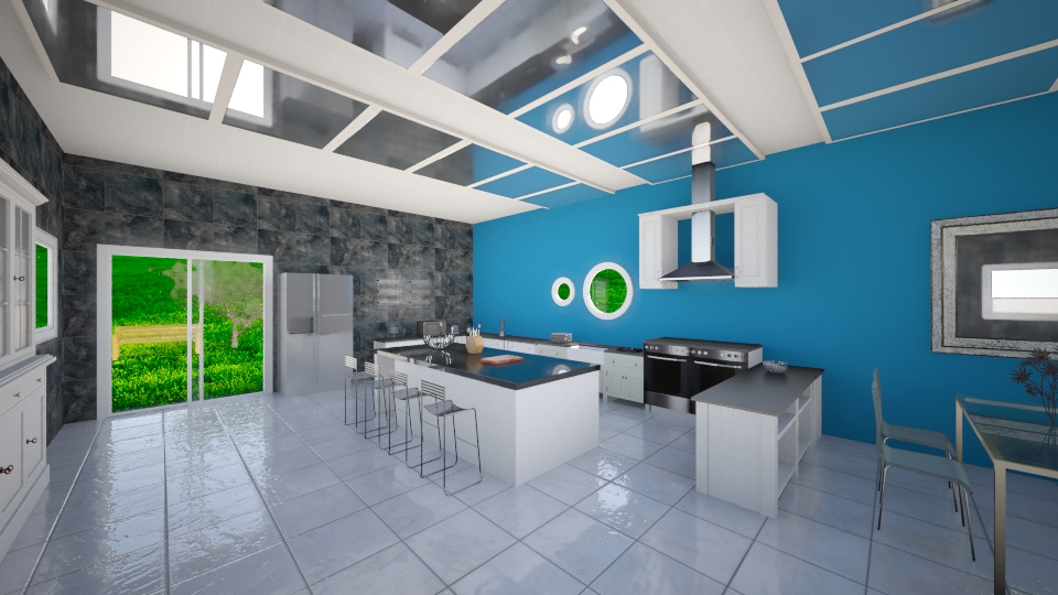 Kitchen - Kitchen - by Cam Styler