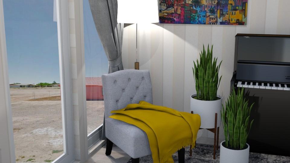 city  fun  - Living room - by heynowgregory