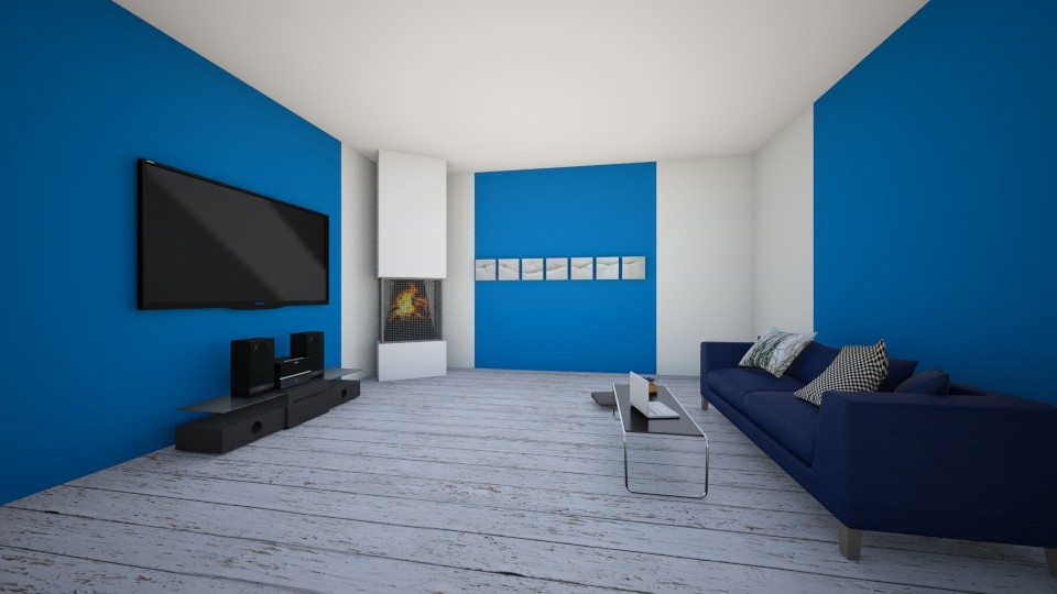 part1 - Living room - by basia1409_2000