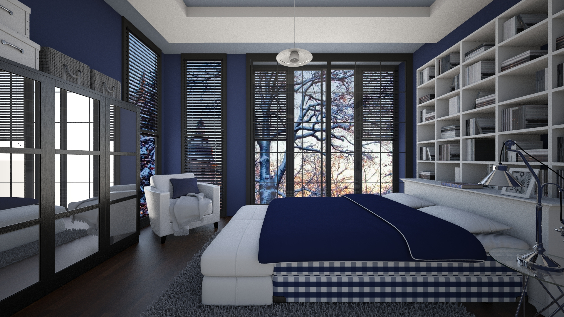 Hastens - Bedroom - by ronron