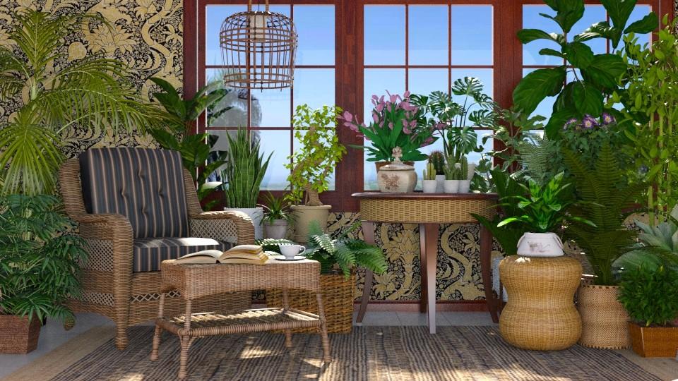 Garden Room - Garden - by GraceKathryn