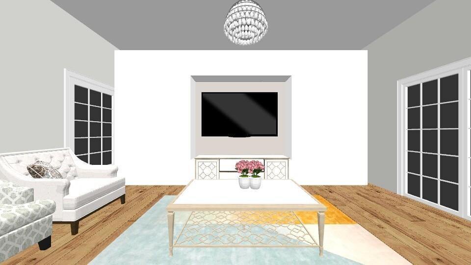 livin - Living room - by esterodz