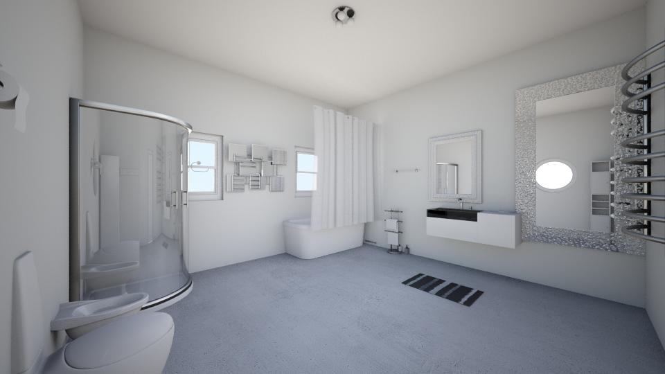 Dalia Al snih - Bathroom - by dalia sn