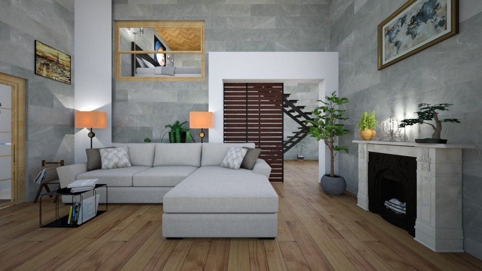 Apartment Life1 - by Siti Idrus