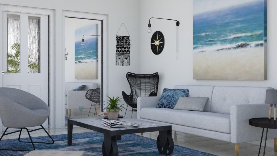 M_VT - Living room - by milyca8