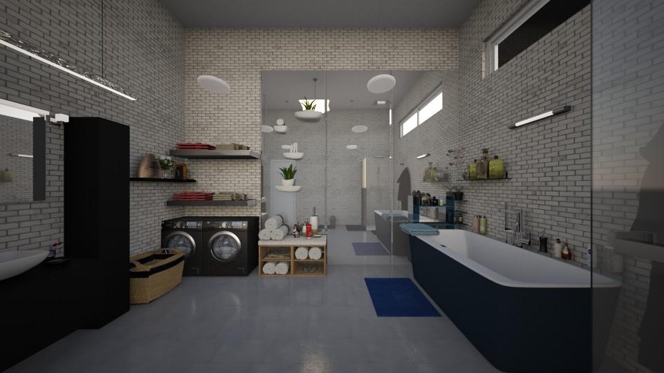 Recline - Bathroom - by Sejuti Bala