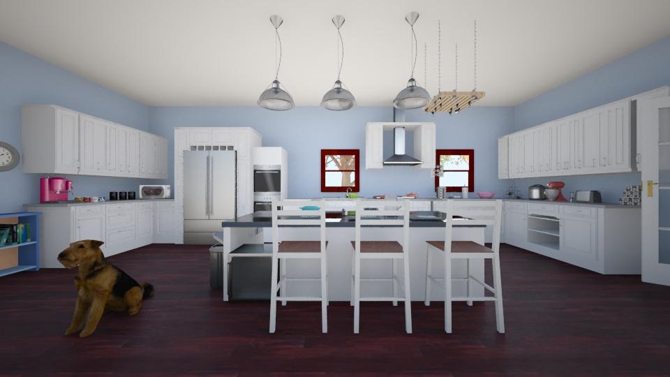 chief kitchen - Kitchen - by mbickel