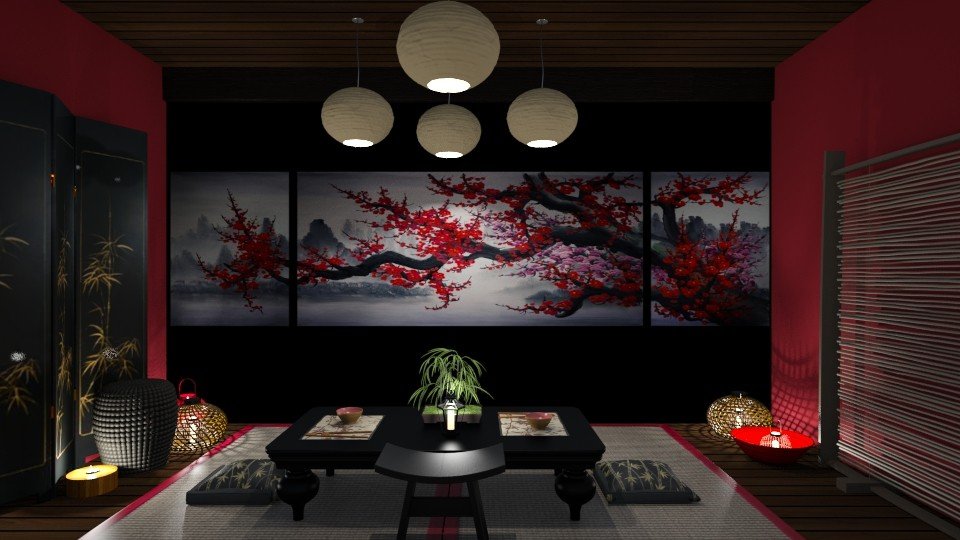 japanese lacquer - by rossella63