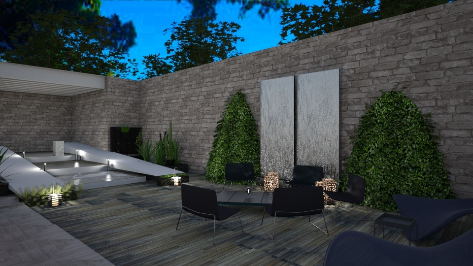Patio 1 - by lincolor