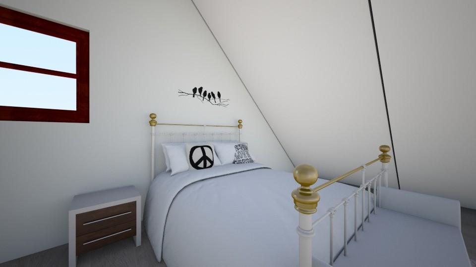 part 2 - Modern - Bedroom - by micah17_