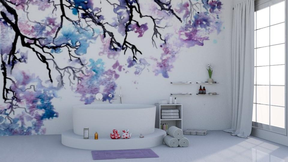 378 - Bathroom - by Jade Autumn