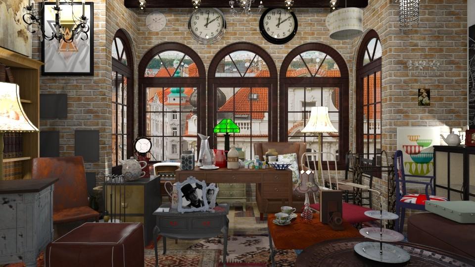 Vintage shop - Vintage - by snezzza