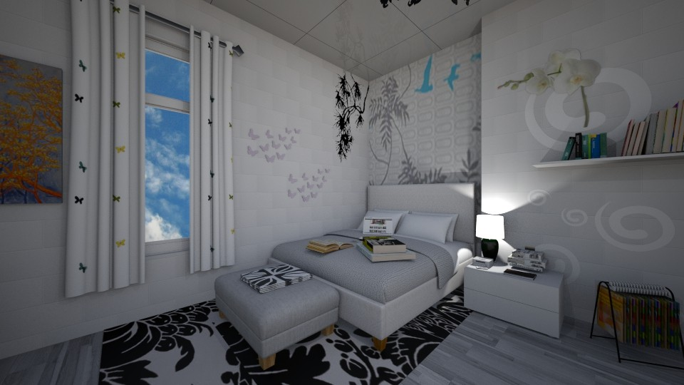 777 - Bedroom - by Asura Kunvara