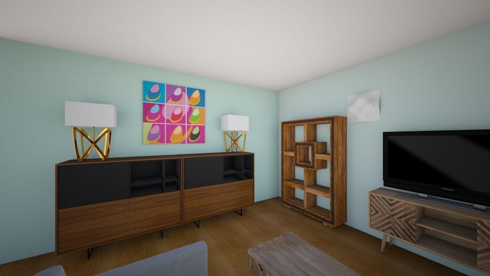 my room - by skarbek