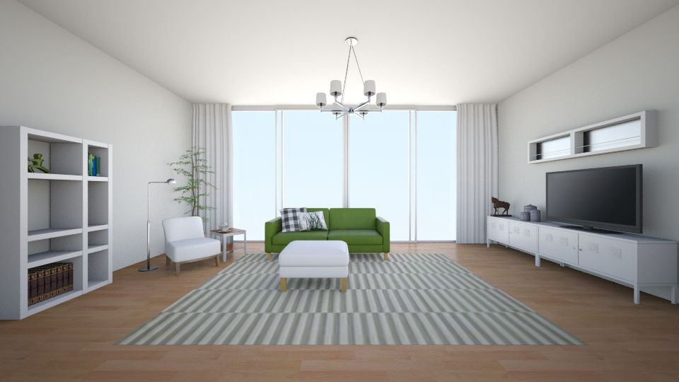 Skyling Series X - Modern - Living room - by can264
