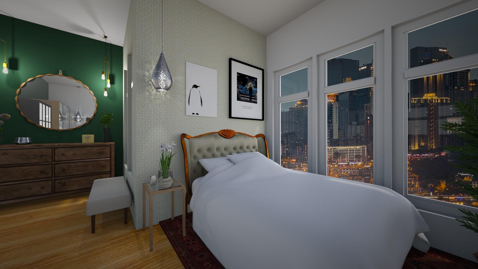 nnnn - Bedroom - by ljubitelj