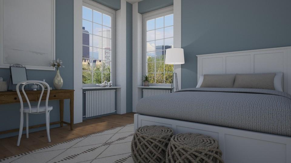 Copenhagen bed - Bedroom - by Tuija