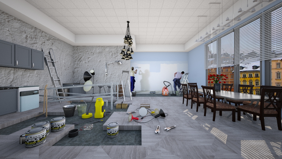 Work in roomstyler kitchen by ida dzanovic for Roomstyler kitchen